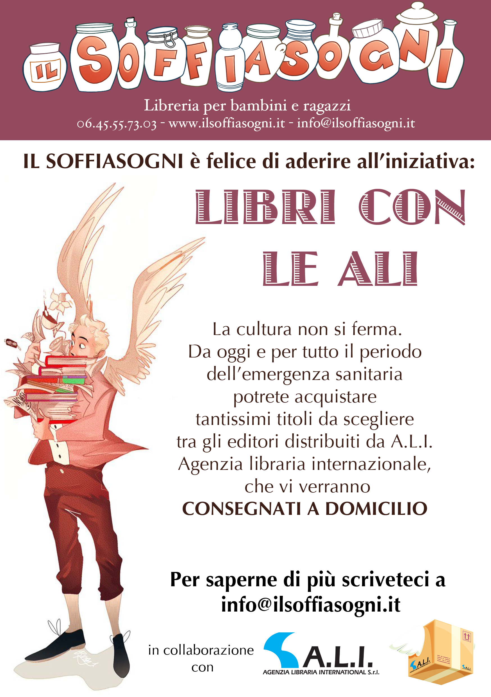 Il Soffiasogni - Libri con le Ali